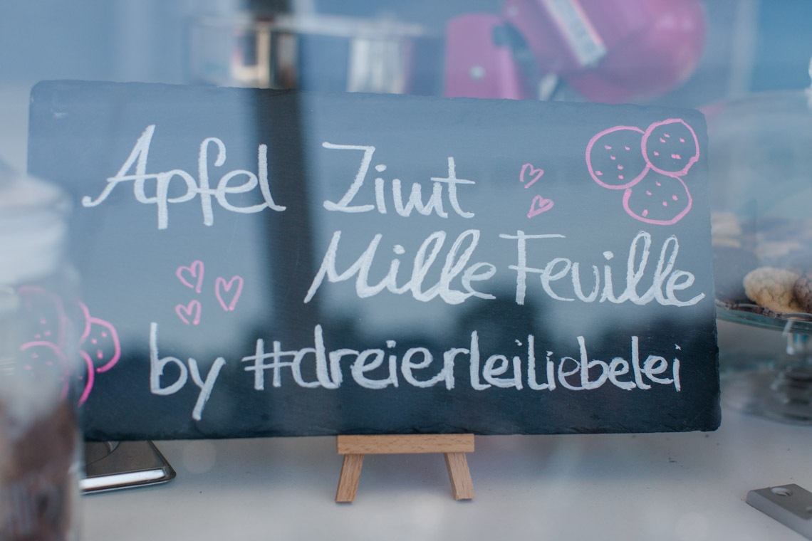 Bahlsen Sweet on Streets Tour 2016 in Frankfurt am Main