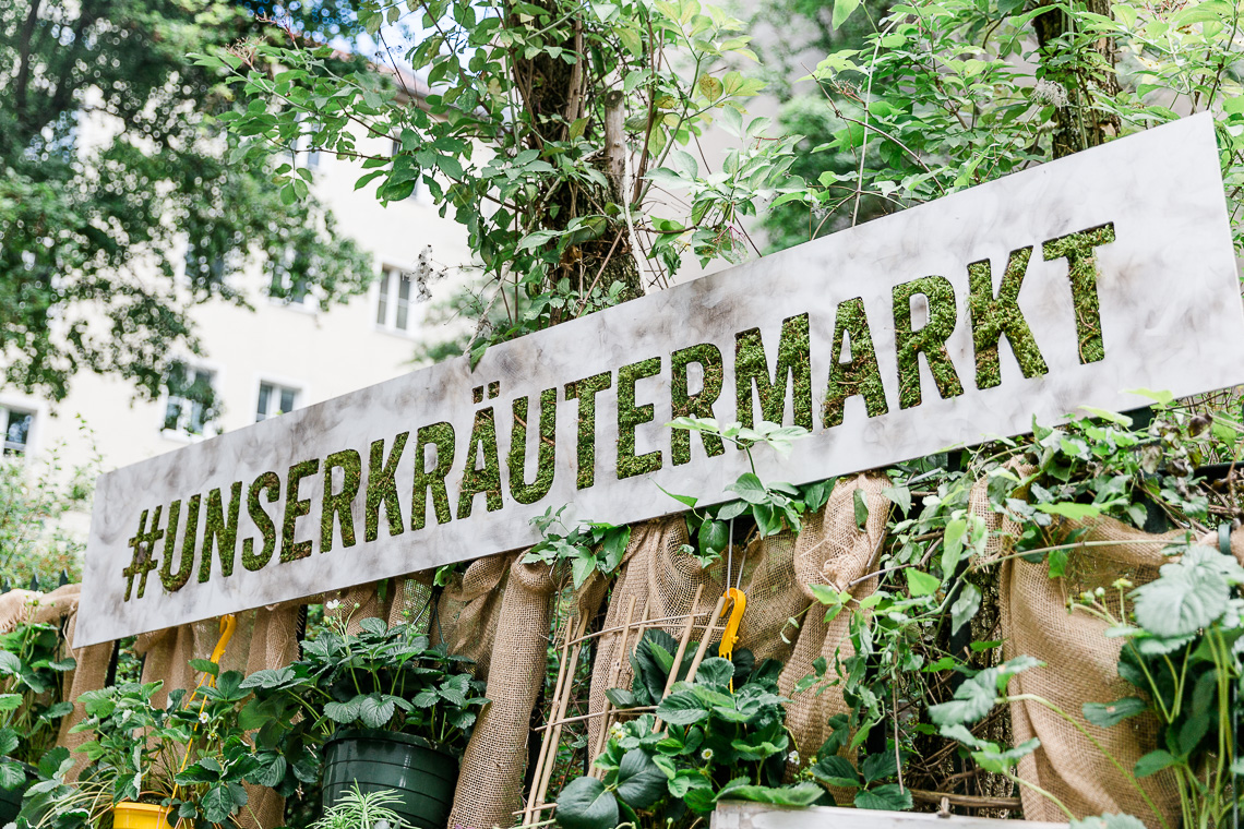 Urban Gardening Event und Workshop in Berlin