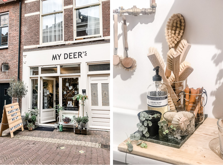 My Deer´s in Haarlem